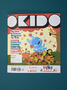 Okido - Issue 87 - The Stationery Cupboard