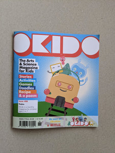 Okido - Issue 88 - The Stationery Cupboard