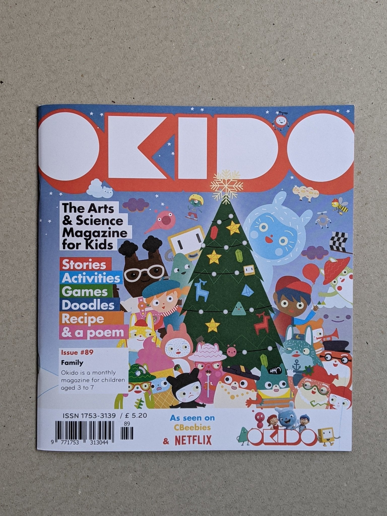 Okido - Issue 89 - The Stationery Cupboard