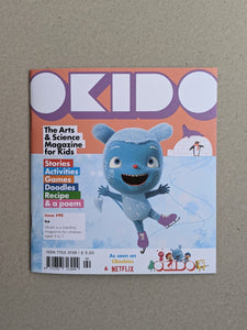 Okido - Issue 90 - The Stationery Cupboard