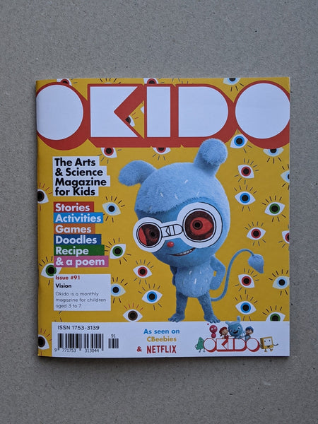 Okido - Issue 91 - The Stationery Cupboard