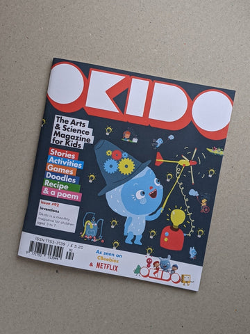 Okido - Issue 92 - The Stationery Cupboard