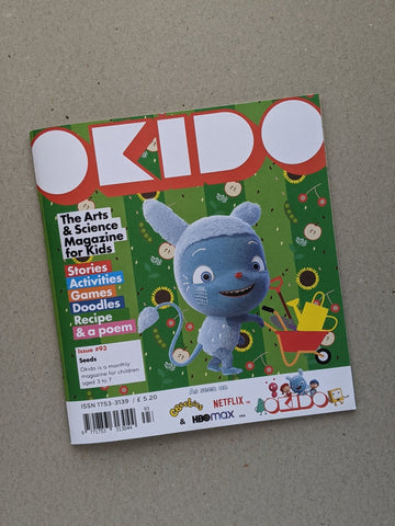 Okido - Issue 93 - The Stationery Cupboard