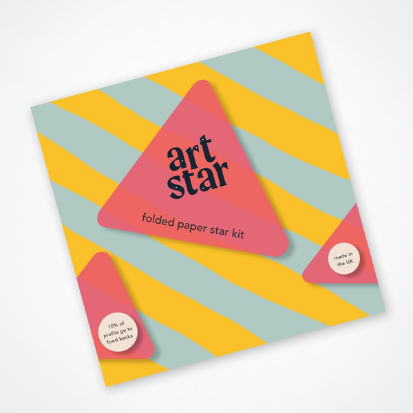 Paper Star Kit - Adrian - The Stationery Cupboard