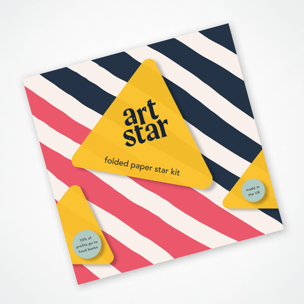 Paper Star Kit - David - The Stationery Cupboard