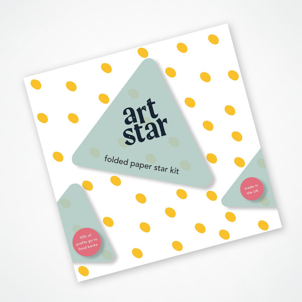 Paper Star Kit - Grayson - The Stationery Cupboard
