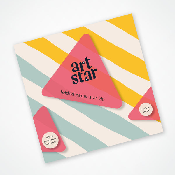 Paper Star Kit - Nathalie - The Stationery Cupboard
