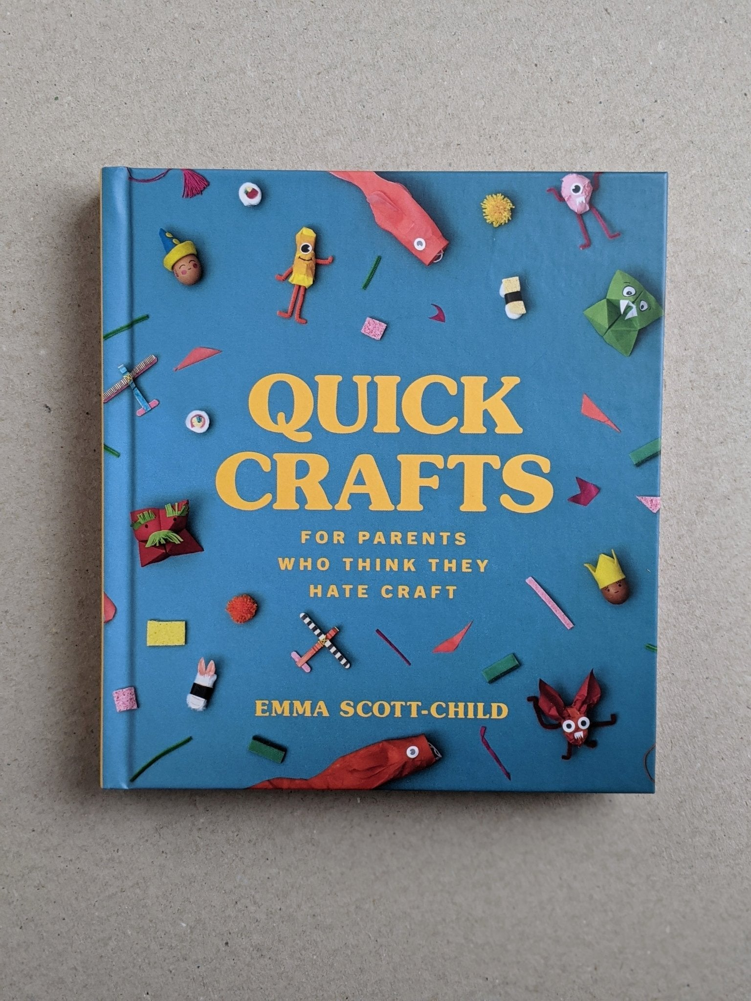 Quick Crafts for Kids - The Stationery Cupboard