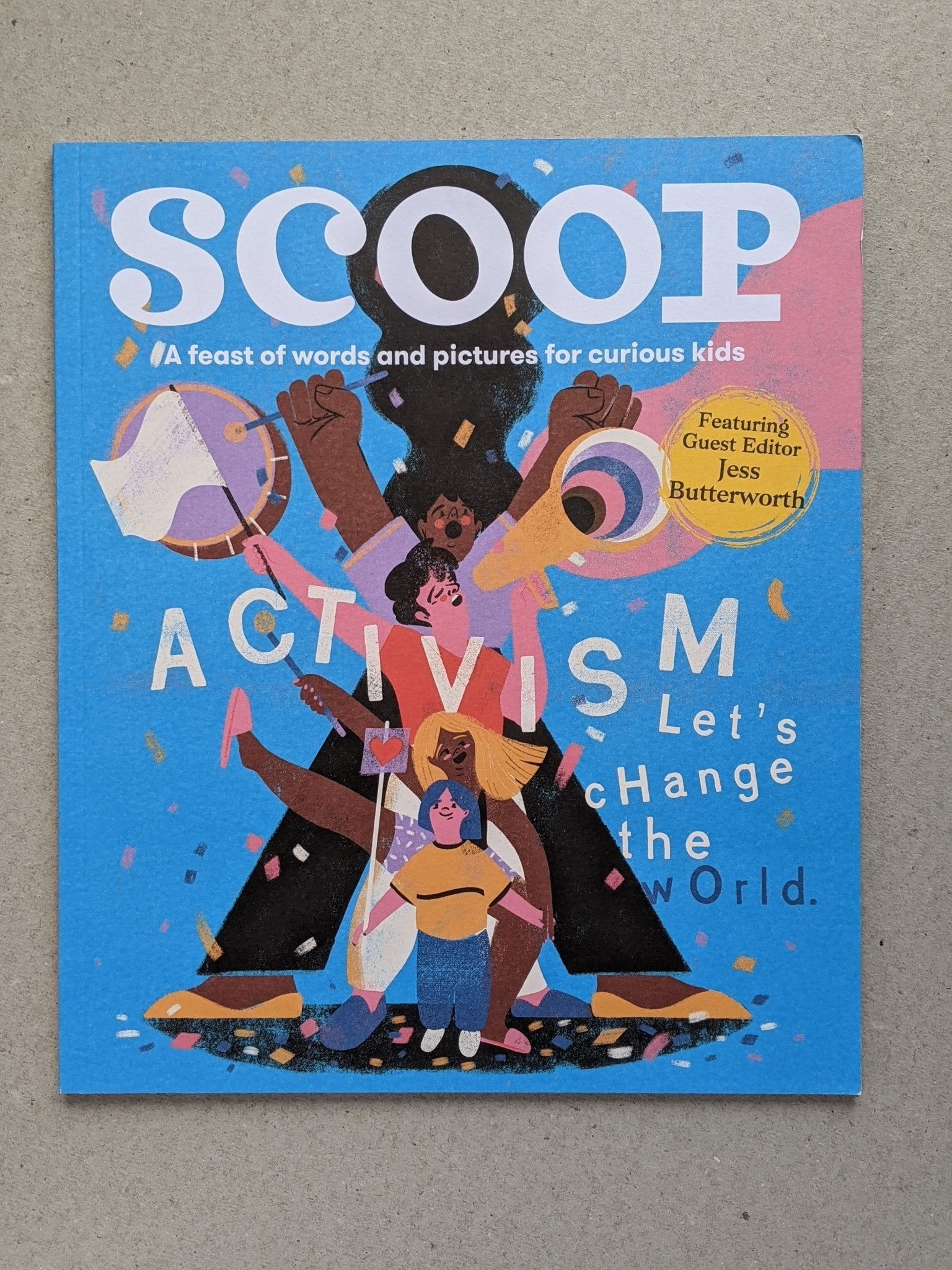 Scoop - Issue 27 - The Stationery Cupboard