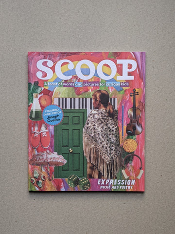 Scoop - Issue 32 - The Stationery Cupboard
