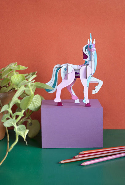 Studio Roof Mythical Creature, DIY Unicorn - The Stationery Cupboard