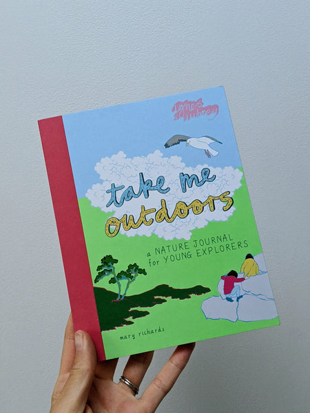 Take Me Outdoors by Mary Richards - The Stationery Cupboard