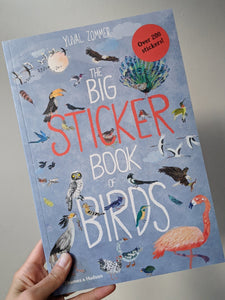 The Big Sticker Book of Birds - The Stationery Cupboard