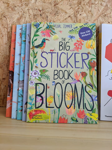 The Big Sticker Book of Blooms - The Stationery Cupboard