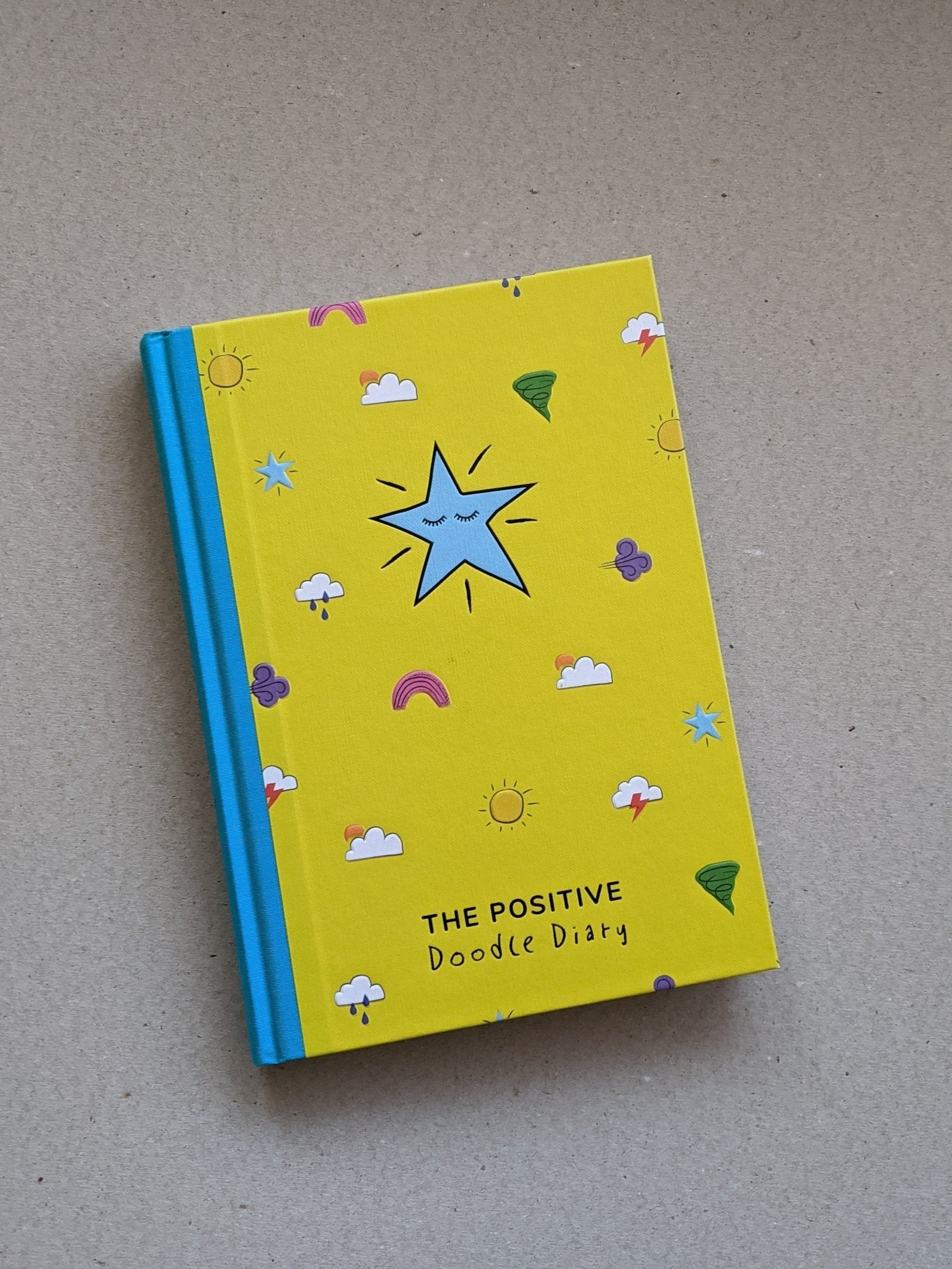 The Positive Doodle Diary - The Stationery Cupboard