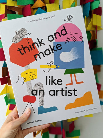 Think and Make Like An Artist - The Stationery Cupboard