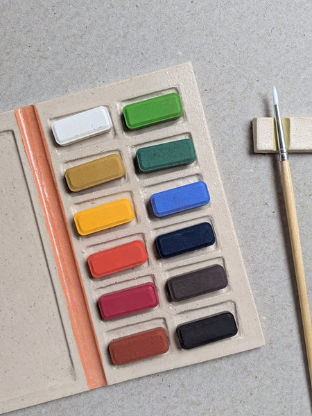 Watercolour tablets - The Stationery Cupboard