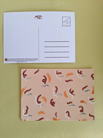 'Whine why wine' postcard - The Stationery Cupboard