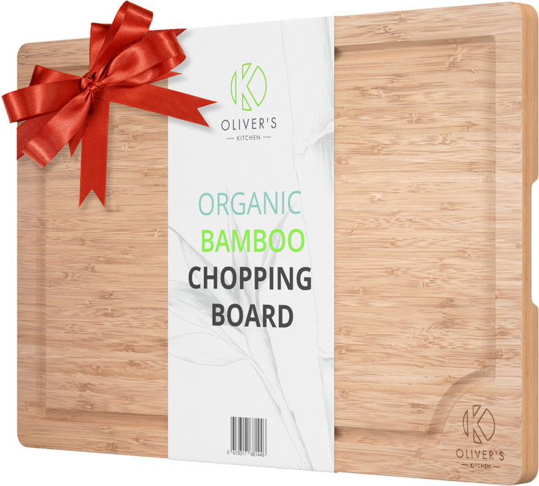 Large Bamboo Chopping Board