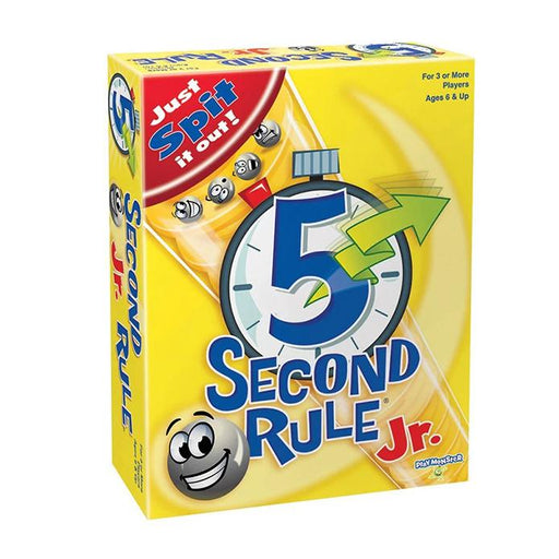 5 Second Rule Jr - Mystery Planet