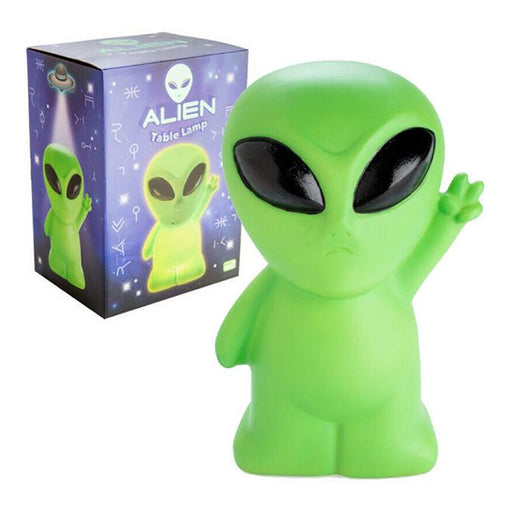 Alien Table Lamp - Mystery Planet