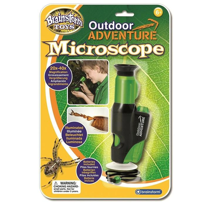 Outdoor Microscope