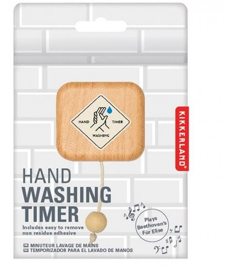 40 second handwash timer