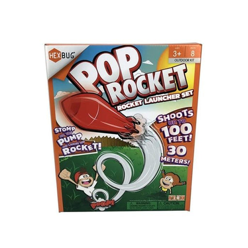 HEXBUG Pop Rocket - Mystery Planet