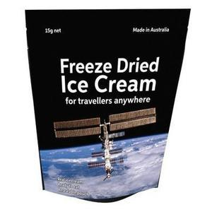 Freeze Dried Icecream - Mystery Planet