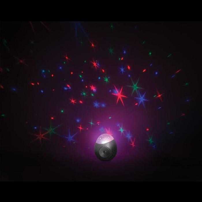 Galaxy Star Projector Night Light - Mystery Planet