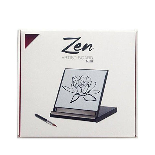 Zen Mini Artist Board - Mystery Planet
