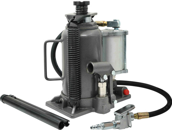 20 Ton Air Hydraulic Bottle Jack (ABJ-20)Free Shipping