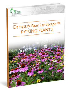 Demystify Your Landscape by Learning How to Pick Plants