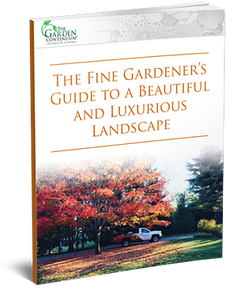 The Fine Gardener's Guide to a Beautiful and Luxurious Landscape