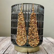 Load image into Gallery viewer, Earrings- OLD GOLD PREMIUM