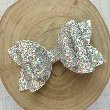 Load image into Gallery viewer, Glitter Bow- MAKE ME OVER