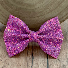 Load image into Gallery viewer, Glitter Bow- APHRODISIAC