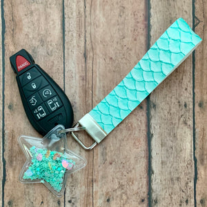 Keychain- MERMAID SCALES
