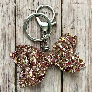 Keychain- CHARMING PINK