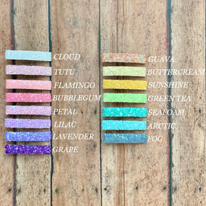 Alligator Clips- SHIMMER