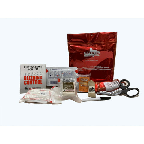 SETRAC - Texas School Bleeding Control Kit