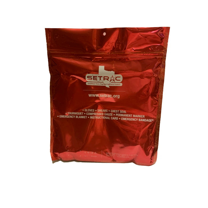 SETRAC - Resealable Bag