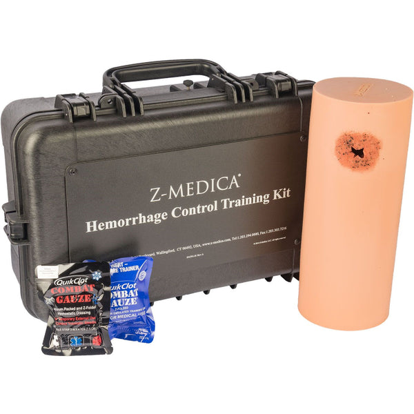 Hemorrhage Control Limb Kit, Trainer
