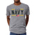 United States Navy Victory Falls T-Shirt (Heather)