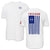 Under Armour Freedom Flag T-Shirt (White)