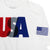 Under Armour M Freedom USA Olympic T-Shirt (White)