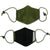 OD Green Face Mask-Single Or 3 Pack