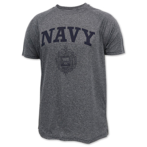 USNA Issue Performance T-Shirt (Heather)