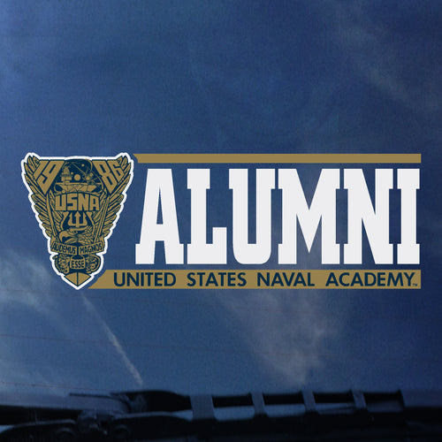 Navy Alumni Class of 86 Decal