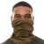 Neck Gaiter/Face Cover (Coyote Brown)
